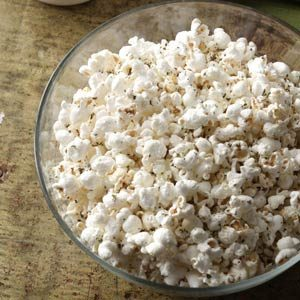 Rosemary-Parmesan Popcorn Recipe