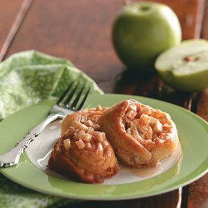 Apple Pinwheels Recipe
