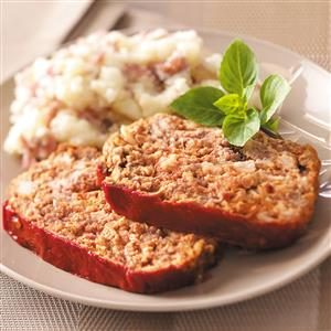 Family-Favorite Meat Loaf Recipe