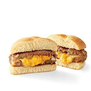 Family-Friendly Stuffed Cheeseburgers