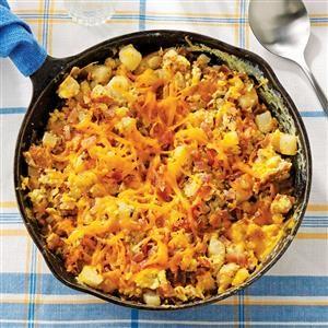 Farmers Breakfast Recipe