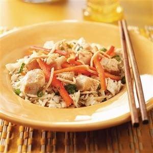 Fast & Fabulous Thai Chicken Salad Recipe