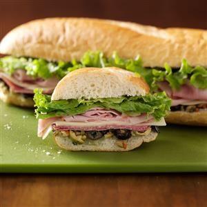 Inspired By: Starbucks Italian-Style Ham & Spicy Salami