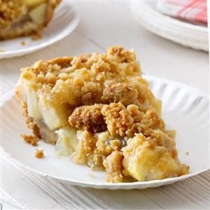 Favorite Dutch Apple Pie