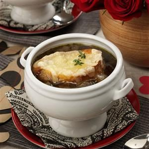 Favorite French Onion Soup Recipe