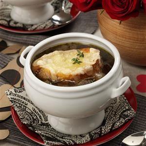 Favorite French Onion Soup Recipe