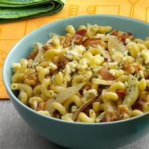 Fennel-Bacon Pasta Salad Recipe