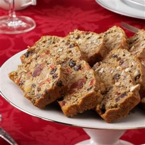 Festive Fruitcakes Recipe
