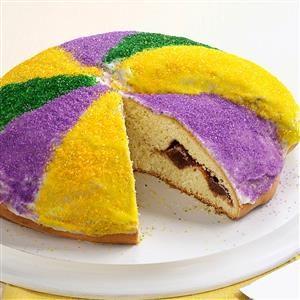 Festive King's Cake Recipe