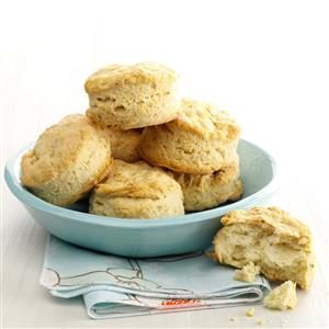 Flaky Italian Biscuits Recipe