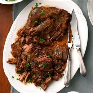 Flavorful Pot Roast Recipe