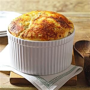 Florence-Inspired Souffle Recipe