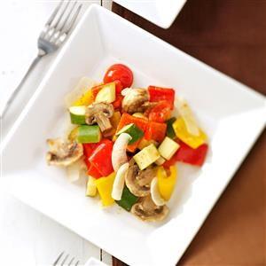 Foil-Pack Vegetables Recipe