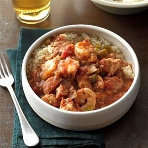 Forgotten Jambalaya Recipe