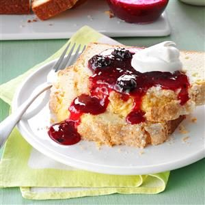 Four-Berry Spread Recipe