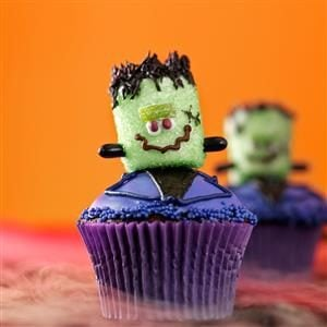 21 Recipes for Halloween Cupcakes