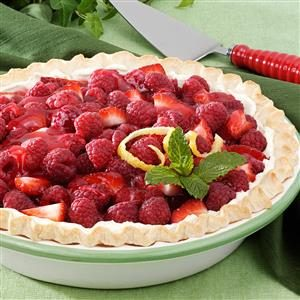 Fresh Berry Pie Recipe