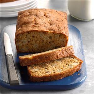 Fresh Pear Bread Recipe