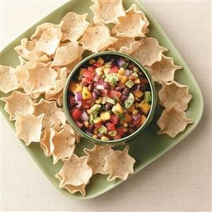 Fresh Summer Salsa Recipe