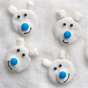Frosty Polar Bears Recipe