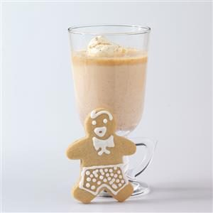 Frosty Pumpkin Nog