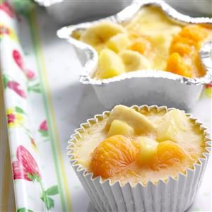 Frozen Citrus Fruit Cups Recipe