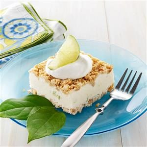 Frozen Key Lime Delight Recipe