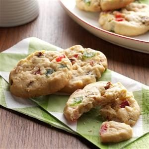Fruit 'n' Nut Cookies Recipe