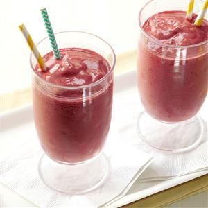 Fruity Frappe Recipe