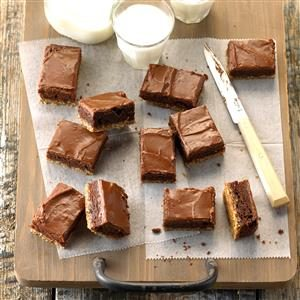 Fudgy Oat Brownies Recipe