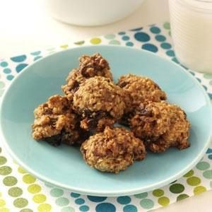 Full-of-Goodness Oatmeal Cookies Recipe