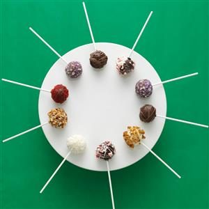 Fun & Festive Cake Pops Recipe