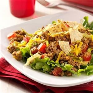 Garden-Fresh Taco Salad Recipe