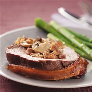 Genrose's Stuffed Beef Tenderloin Recipe