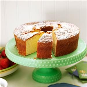 German Butter Pound Cake Recipe