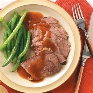 German-Style Beef Roast Recipe