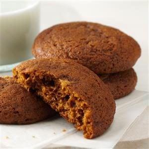 Ginger Drop Cookies Recipe