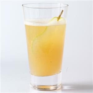 Ginger Pear Sipper