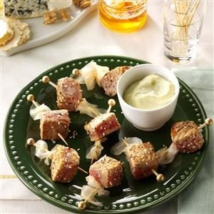 Ginger-Tuna Kabobs Recipe
