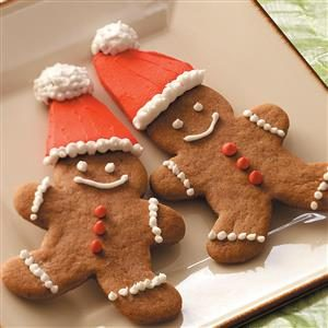 Gingerbread Cookie Cutouts Recipe