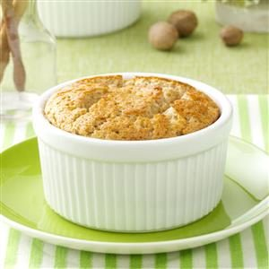 Gingerbread Souffles Recipe
