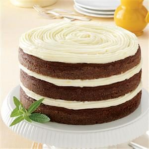 Gingerbread Torte Recipe