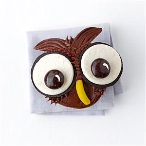 Give a Hoot Cupcakes Recipe