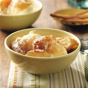 Glazed Cinnamon Apples Recipe