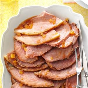 Glazed Spiral-Sliced Ham
