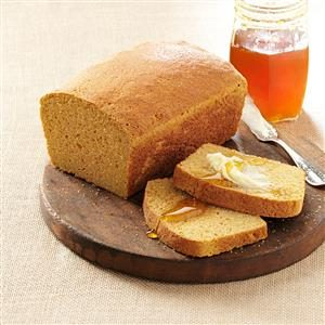 Gluten-Free Anadama Bread Recipe