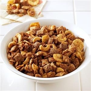 Gluten-Free Chocolate Snack Mix Recipe