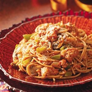 Gluten-Free Quick Turkey Spaghetti Recipe