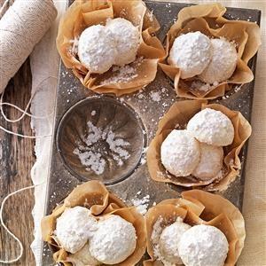 Gluten-Free Snowballs Recipe