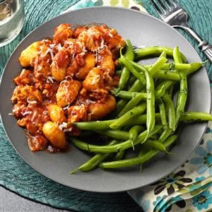 Gnocchi Chicken Skillet Recipe